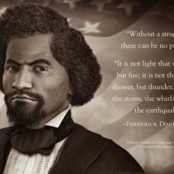 Frederick Douglass circa 1852