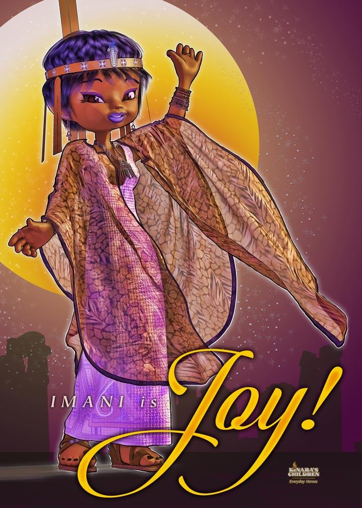 Imani is Joy
