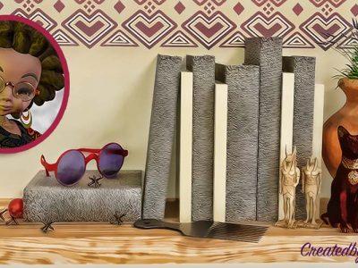 Kuji's Bookshelf