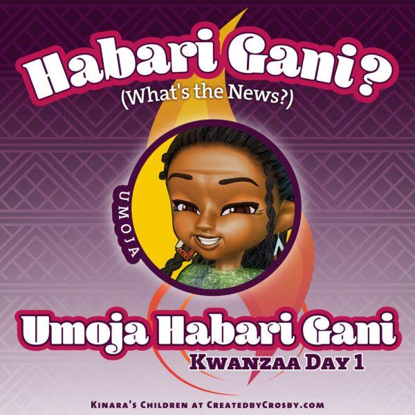 Umoja Habari Gani