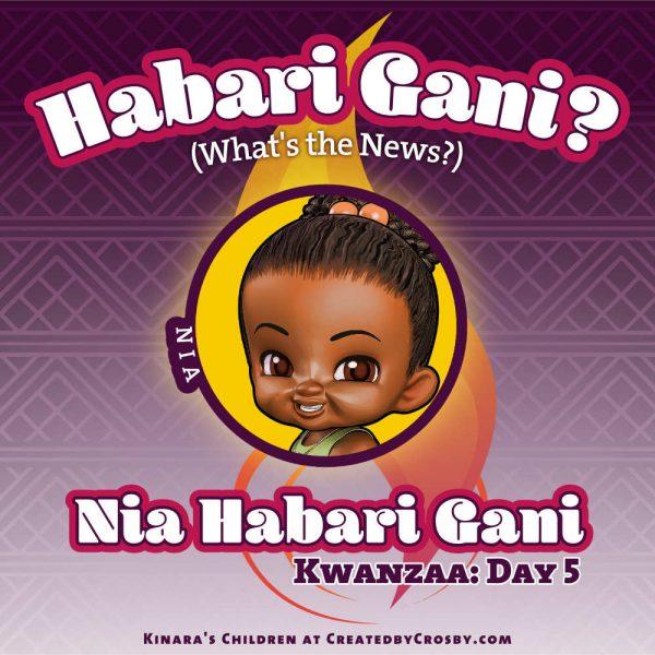 Nia Habari Gani