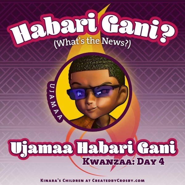 Ujamaa Habari Gani