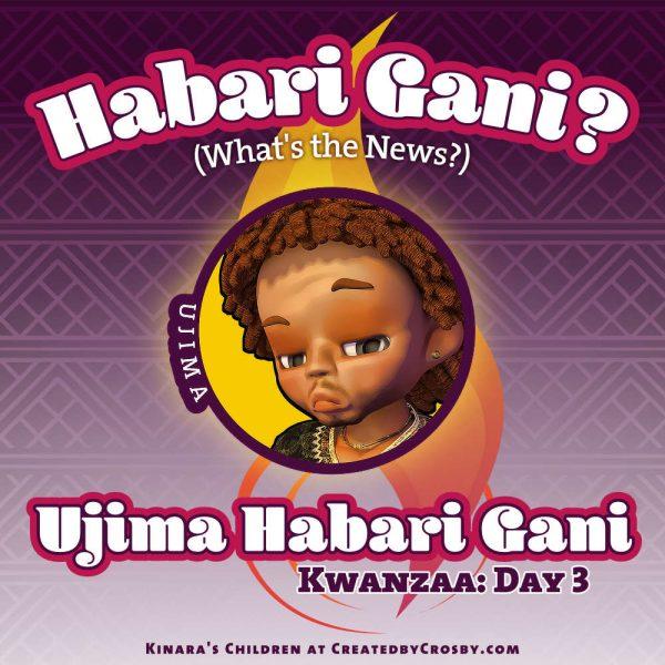 Ujima-Habari Gani