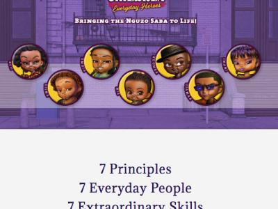 KinarasChildren homepage image