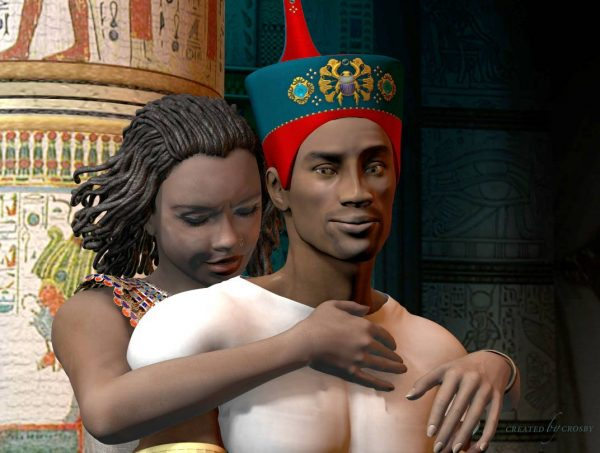 Egypt-Couple