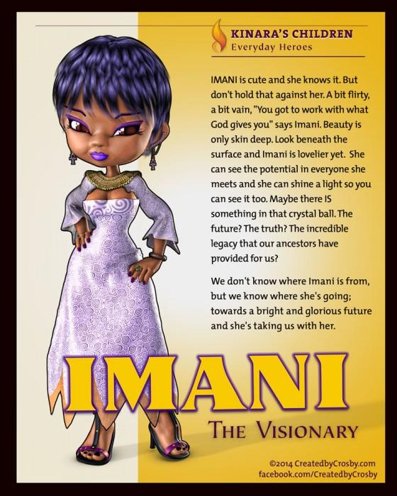 Imani image