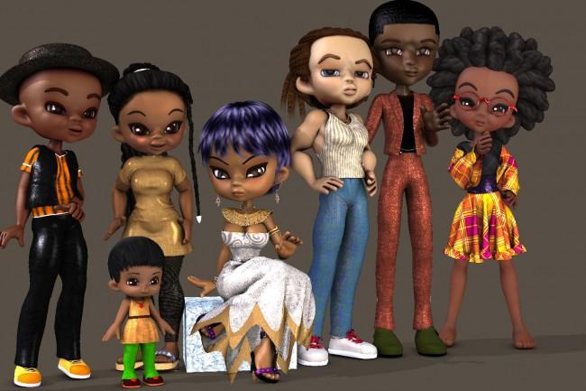 Kinara's Children image