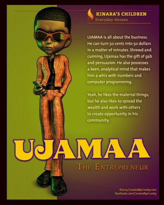 Ujamaa the Entrepreneur