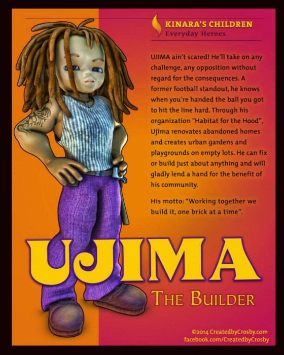 Ujima the Builder