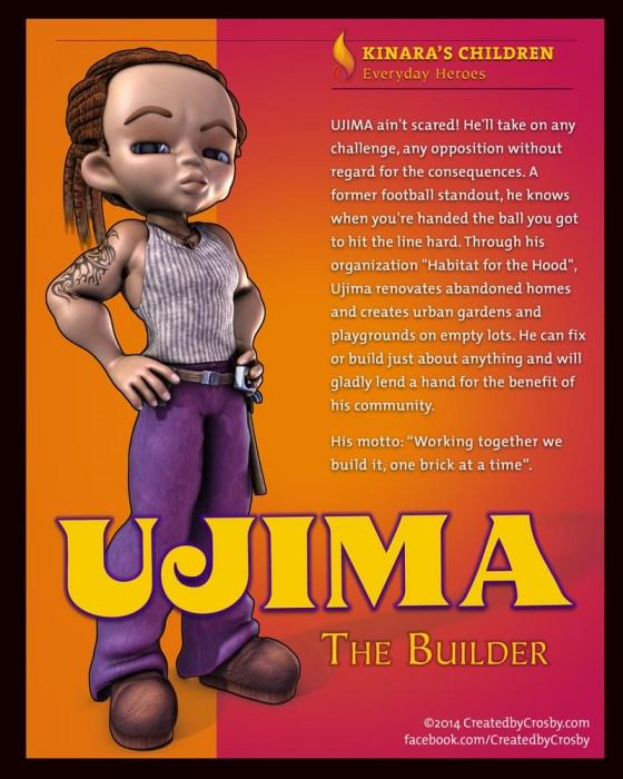 Ujima, the Builder